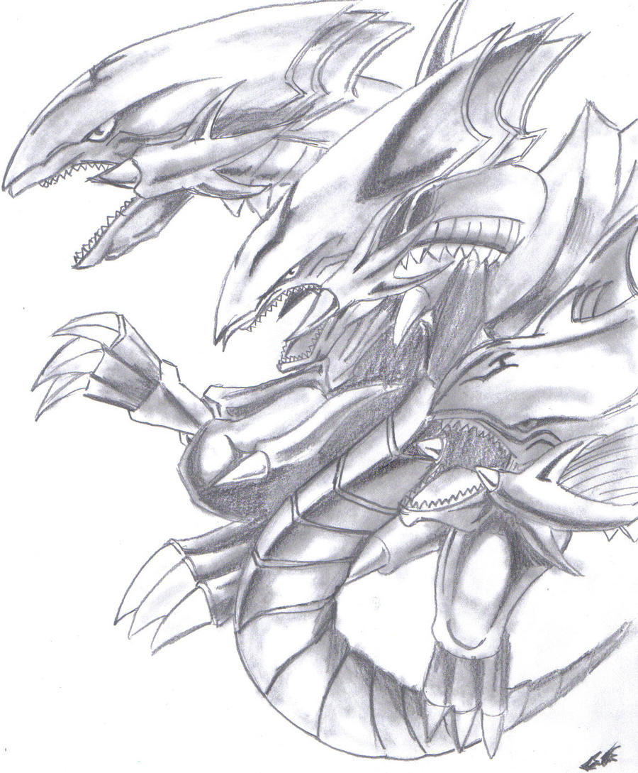 Eyes Blue Drawing Blue-eyes Ultimate Dragon