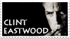 Clint Eastwood Stamp by ladamadelasestrellas
