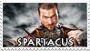Spartacus Stamp by ladamadelasestrellas
