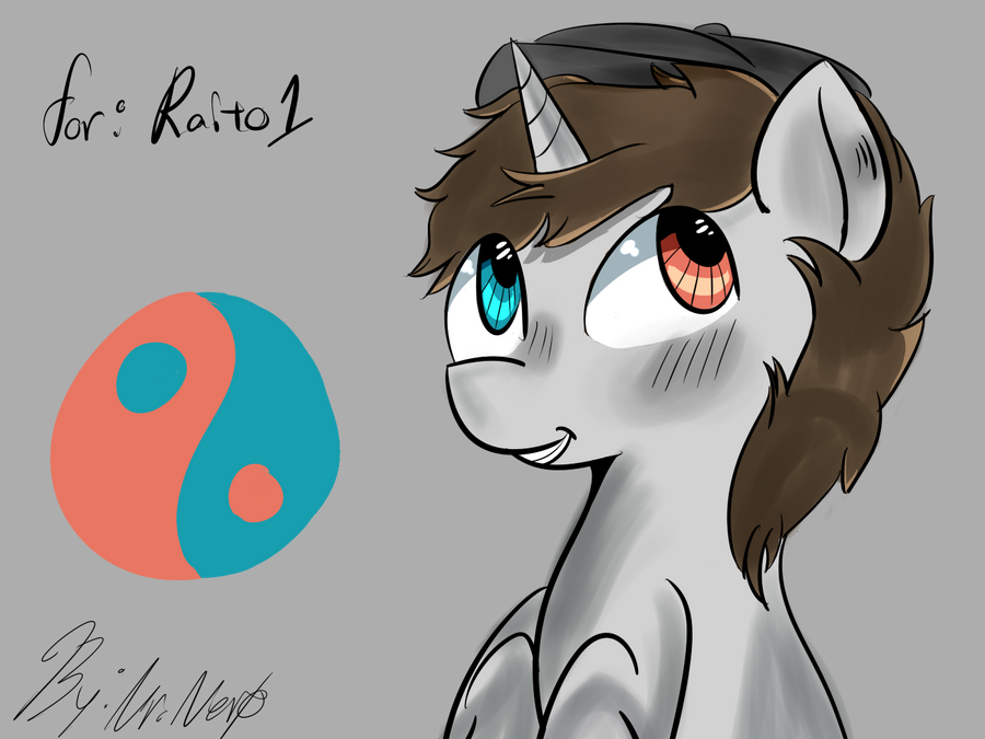 Gift for Raito1 by MrNer0