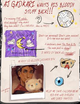 [UM] AJ's Lost his Loot