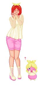 Pokemon Pageant Round 2 by Riksie-Dixie