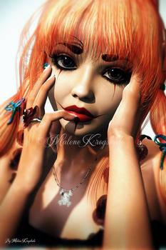 Redhead Doll