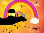 beautiful world- tribute to M.
