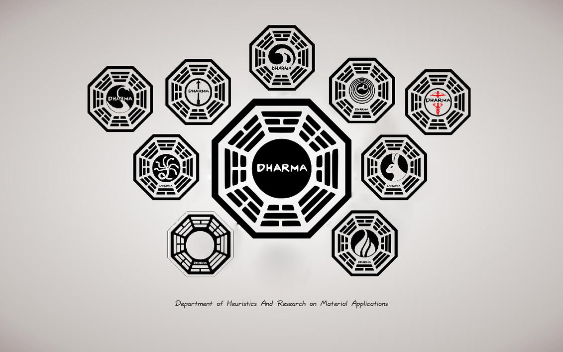 Dharma Initiative Backgrounds > TV Gallery