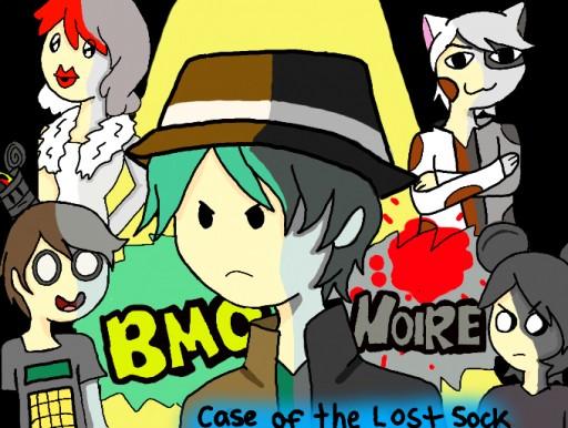 BMO Noire human by MyBlueStar7