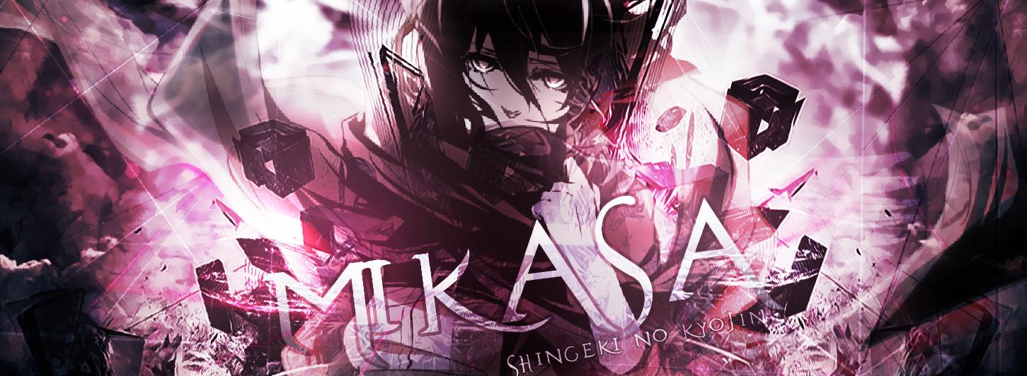[SNK] Mikasa