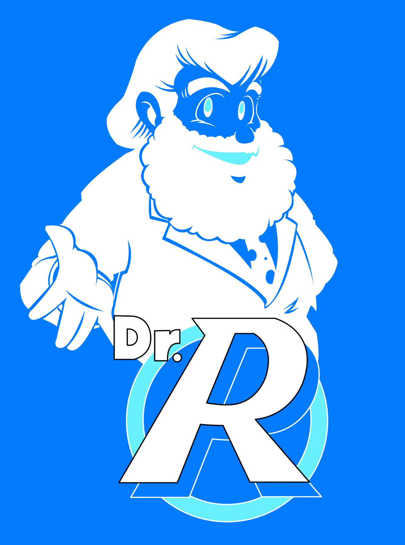 Megaman / Rockman - Dr Right by Akira-Devilman666