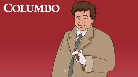 Columbo by Akira-Devilman666