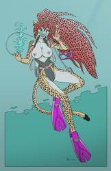 Strip Show by Akira-Devilman666