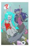 Catfish Encounters by Akira-Devilman666