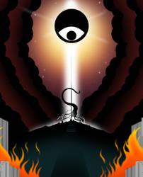 The awakening of Azathoth by Akira-Devilman666