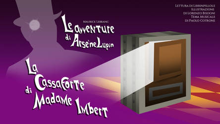 Arsene Lupin - The safe of Madame Imbert by Akira-Devilman666