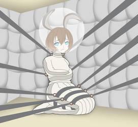 Padded trap by Akira-Devilman666