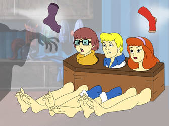 A Ghastly Foot Fate by Akira-Devilman666