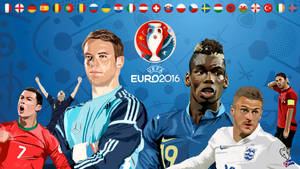 Speed Painting 48: Euro 2016