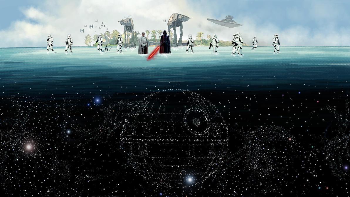 Speed Painting 55: Star Wars Rogue One by juliancelaj