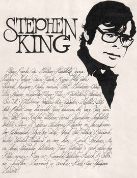 Stephen King's Books