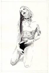 Marilyn Manson by yunuskocatepe