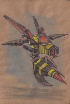 Final Horizon - Wenom Wasp