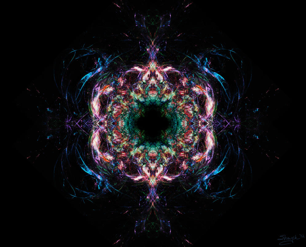 Dark Portal by shaych03