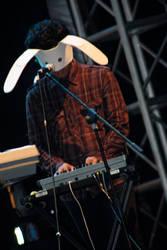Music Bunny by pamelanovranska
