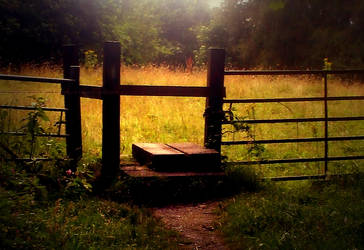 Gateway  to   the  sun by greenfield184