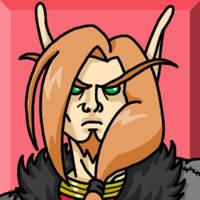 World of Warcraft - Salvador by professorhazard