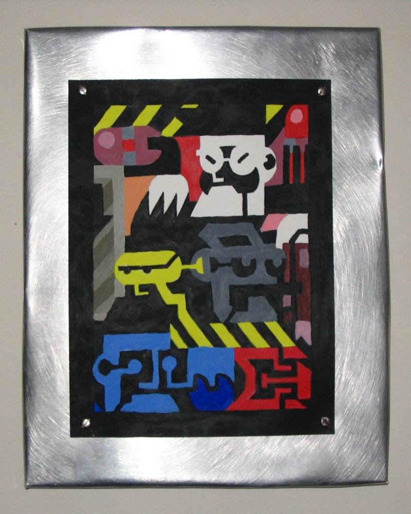 Dexbot Style by professorhazard