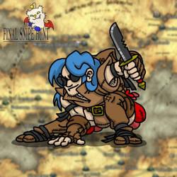 Thief Lancer by professorhazard