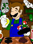 Cooking Mama Luigi