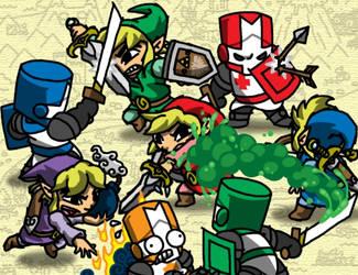 Sword Crashers