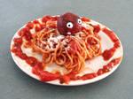 Spaghetti and Meatwad