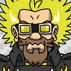 Gadget Lord Maxwell by professorhazard
