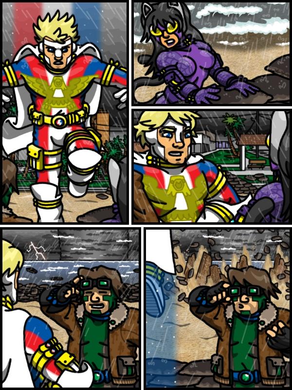 Snipe Hunt Page 31 by professorhazard