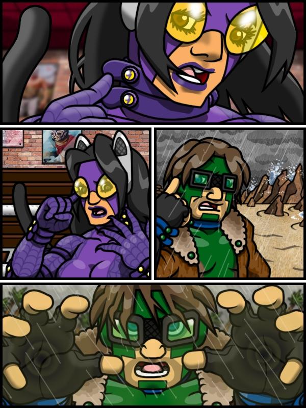 Snipe Hunt Page 37 by professorhazard