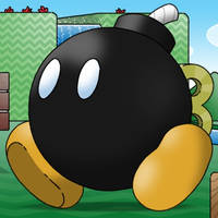 Bob-omb by professorhazard