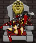 The Stonemason Queen