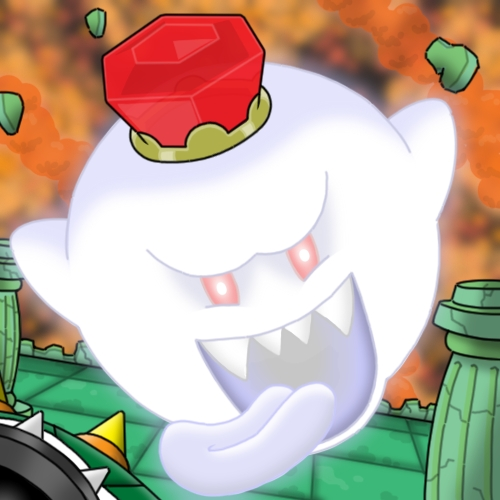 Top 5 Favorite Video Game Characters - Page 2 King_boo_by_professorhazard-d4idynd