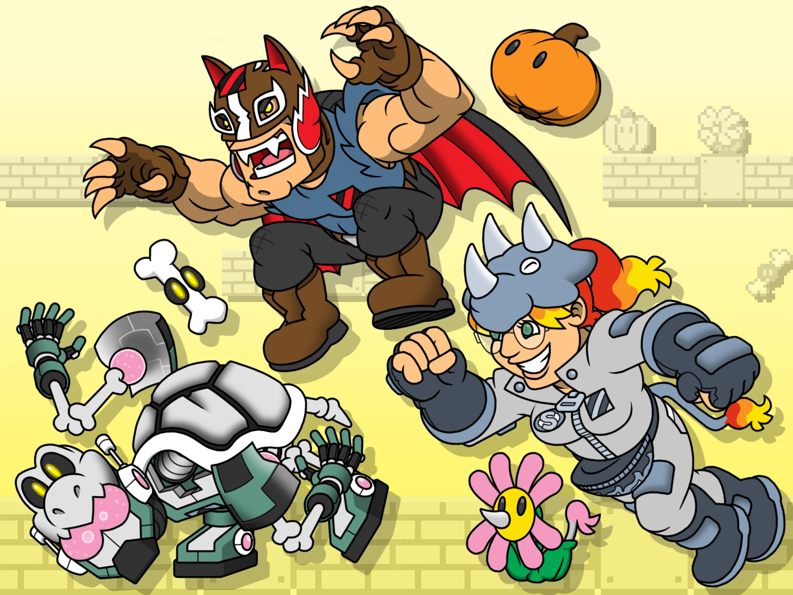 Power Up Your Thanksgiving 2011 by professorhazard