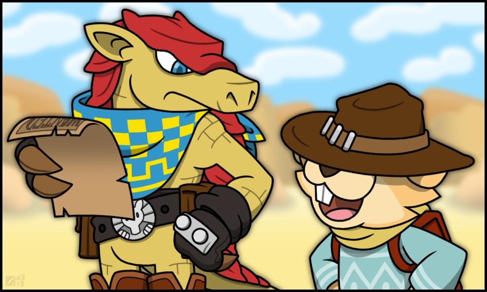 Dillon's Rolling Western Dillon's Rolling Western: The Last Ranger Pokémon  Ultra Sun and Ultra Moon
