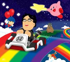 Satoru's Rainbow by professorhazard