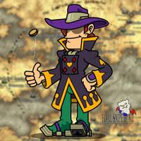 Gambler Replay by professorhazard