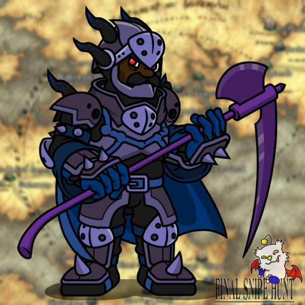 Dark Knight Eric by professorhazard