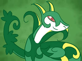 Serperior by professorhazard