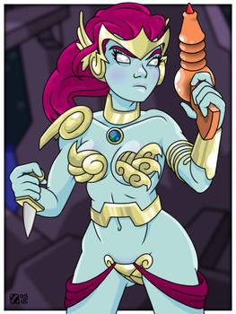 Syreen Captain