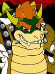 Bowser, King of the Koopas