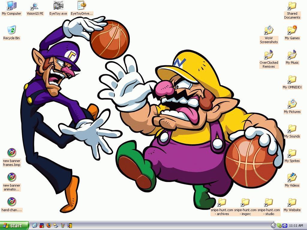 Desktop - August 10th, 2006 by professorhazard