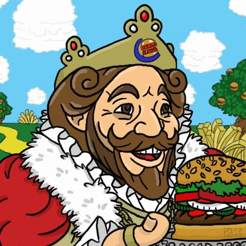 Burger King by professorhazard