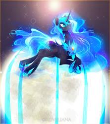 Nightmare Pony by Koveliana